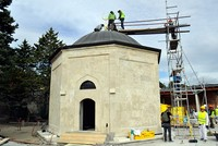 Turkey, Hungary restore 500-year-old Ottoman tomb in Budapest