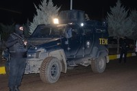 Die türkischen Sicherheitskräfte beschlagnahmten im Rahmen von Anti-Terror-Operationen gegen PKK-Terroristen in der südöstlichen Provinz Diyarbakır insgesamt 2,8 Tonnen Sprengstoff und Munition....