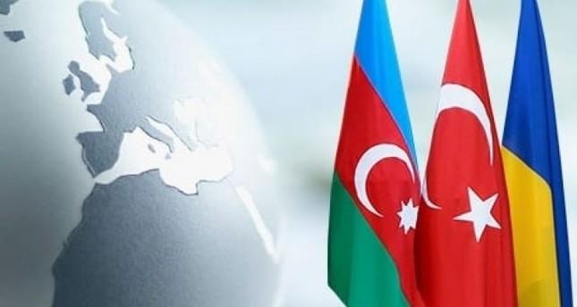 اجتماع تركي أوكراني أذربيجاني لتطوير نظام تعاون ثلاثي