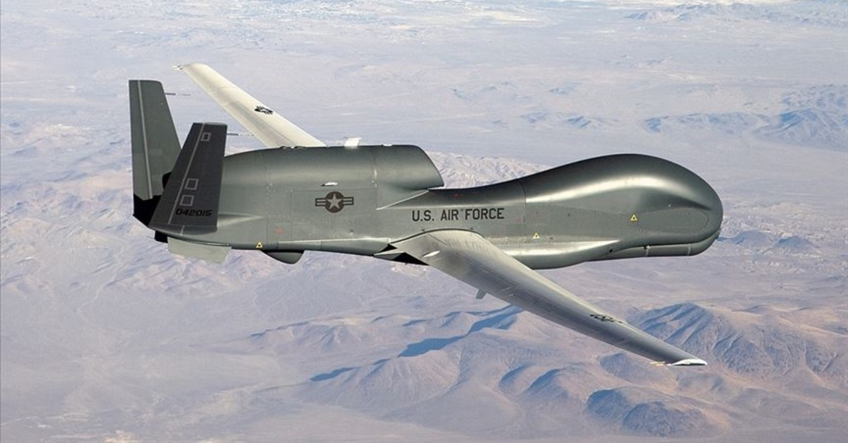 The MQ-4C Triton unmanned aircraft system. (AA Photo)