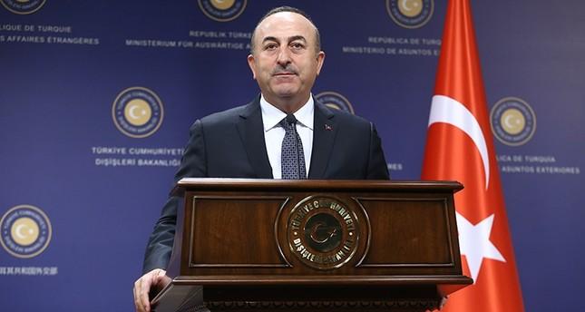 Turkey-US visa row 'unnecessary,' FM Çavusoğlu says
