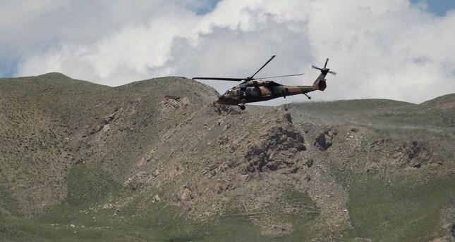 10 PKK terrorists killed in northern Iraq, eastern Turkey ...