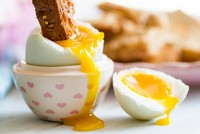 An egg a day could stave off heart disease and stroke, study finds