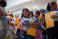 Dozens of immigrant children to be released from US detention centers