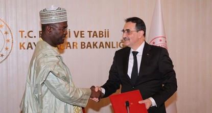 Turkey to conduct mineral exploration activities in Niger
