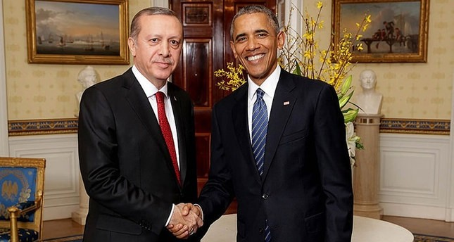 أردوغان سيلتقي أوباما على هامش قمة العشرين في الصين بعد أيام