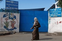 UN Palestinian agency's schools to open on time despite US funding cut