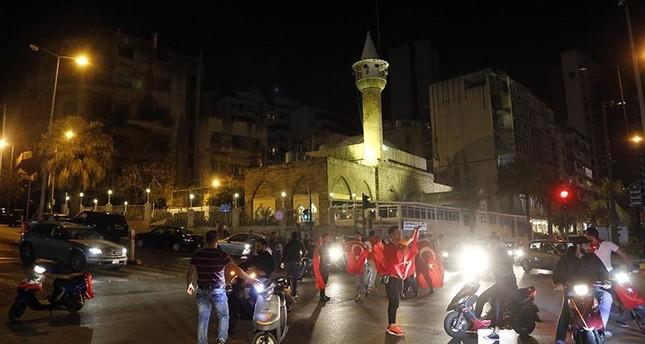 الأتراك في لبنان يسجلون أعلى نسبة تصويت بنعم للتعديلات الدستورية في الخارج