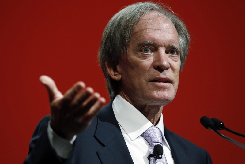 Bill Gross speaks at the Morningstar Investment Conference in Chicago, Illinois, June 19, 2014. (REUTERS Photo)