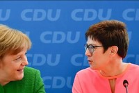 Chancellor Angela Merkel proposed Monday that the governor of Germany's tiny western state of Saarland run her party's day-to-day operations — putting her in prime position eventually to...