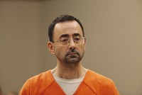 Former US gymnastics doctor receives 60 years in jail for child porn