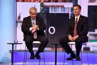 Johnson v. Hunt in final of race to be next UK PM