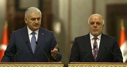 pMinisterpräsident Binali Yıldırım führte am Montagabend mit seinem irakischen Amtskollegen Haider Abadi ein Telefongespräch./p  pDie beiden erörterten die bilateralen Beziehungen zwischen der...