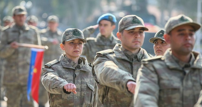 Turkish military removes headscarf ban for female officers, non-commissioned officers and cadets