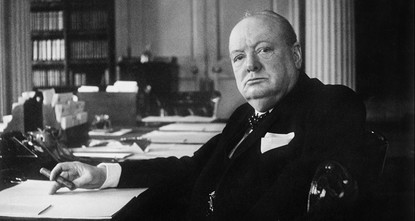 A newly unearthed essay by Winston Churchill shows Britain's wartime leader was uncannily prescient about the possibility of alien life on planets orbiting stars other than the Sun.br /