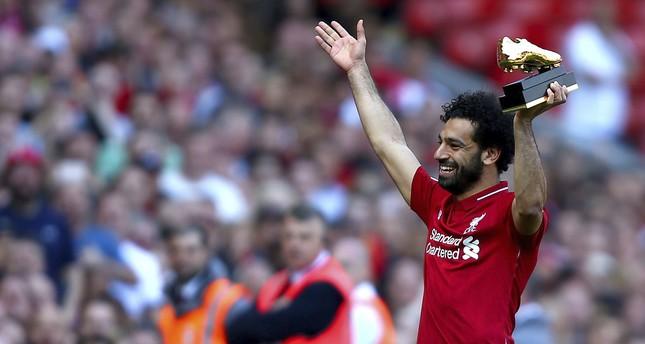 المصري صلاح لاعب العام في إنكلترا باختيار الجماهير