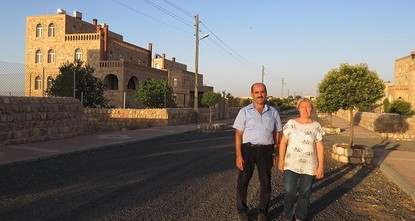 pFourteen Assyrian families who had migrated to Europe following the 1980 coup have permanently returned to their homes in Midyat, in Turkey's southeastern Mardin province, reports said...