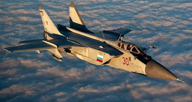 مقتل طيار من النخبة في تحطم مقاتلة روسية خارج موسكو