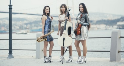 Trio brings fresh take to entertainment and music