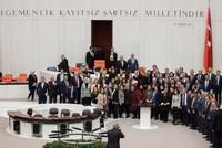 Parliament ratifies Turkey's 2019 budget after long marathon