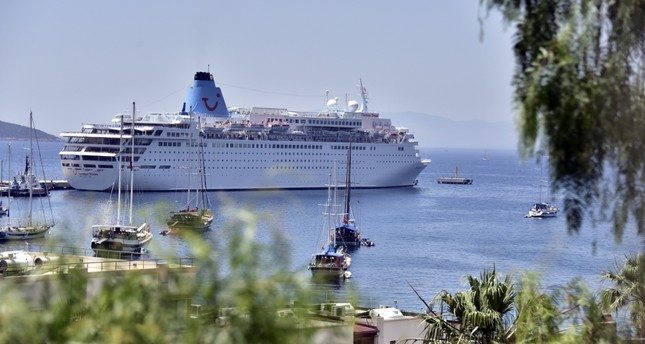 Kuşadası, Istanbul, İzmir, Bodrum, Marmaris and Antalya are among the favorite spots for cruise ships to drop anchor.