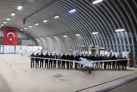 الصناعة العسكرية الوطنية في تركيا خطت خطوات جبارة السنوات الماضية (الأناضول)