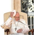 Pope admits church realized sex abuse problem late