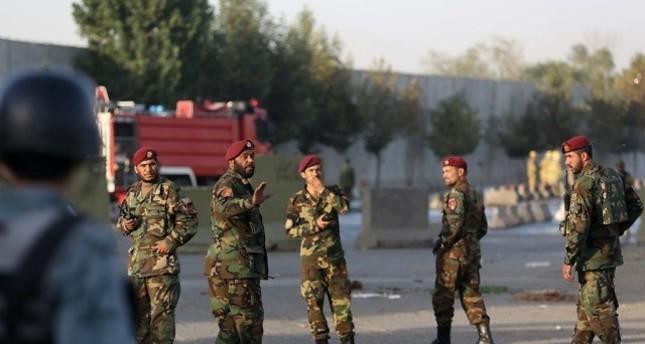Polizei: Explosion und Schüsse im Zentrum von Kabul