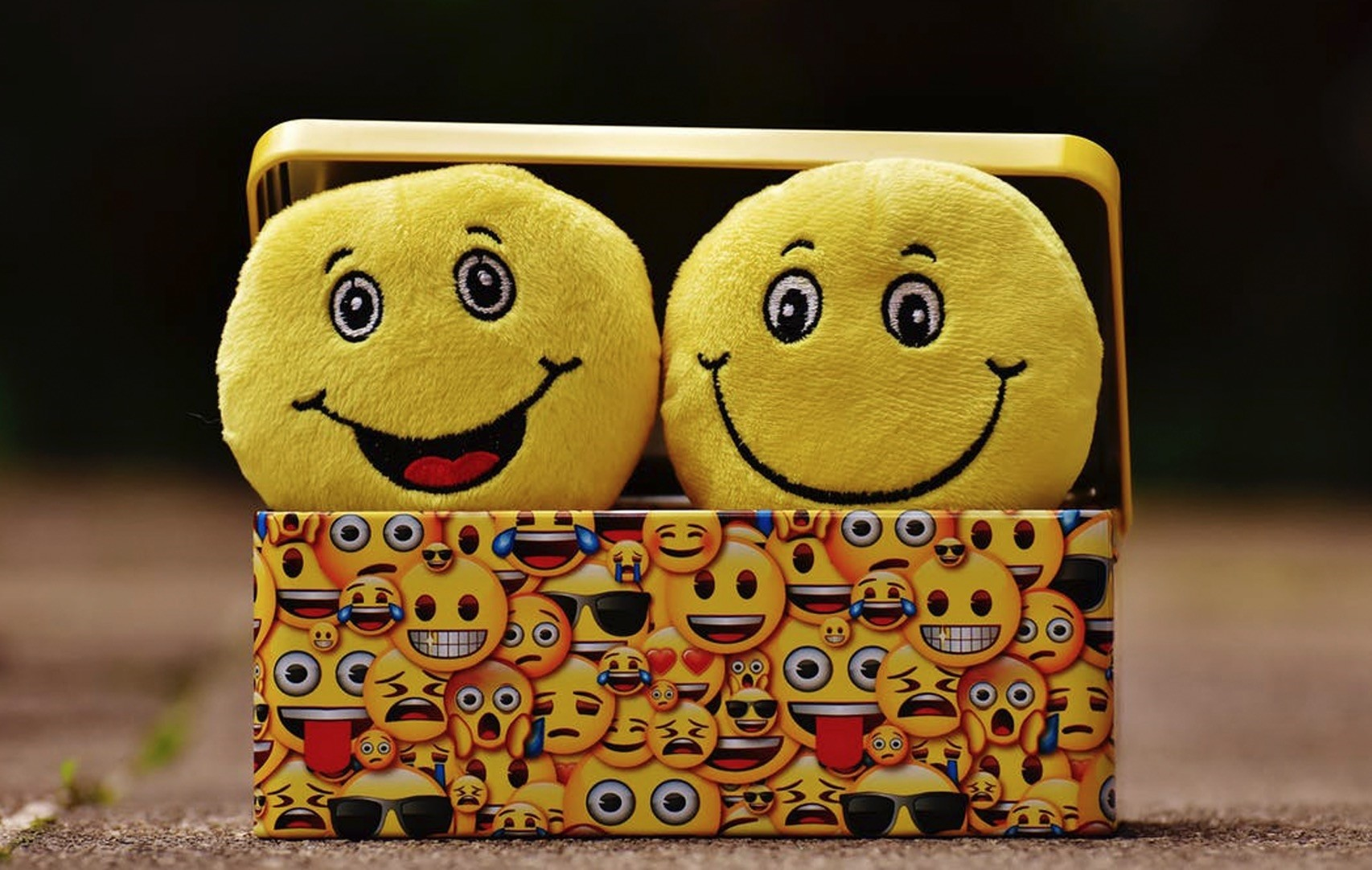 Emojis help people express their emotions but they can have different meanings in different cultures.