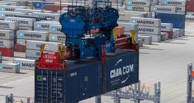 Handelsüberschuss: Deutsche Exporte wachsen unerwartet deutlich