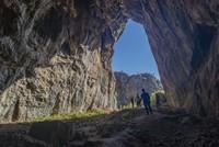 Birkleyn Caves lures nature lovers to Turkey's Lice