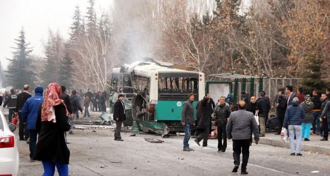 High-ranking PKK terrorists who ordered Ankara, Kayseri attacks killed