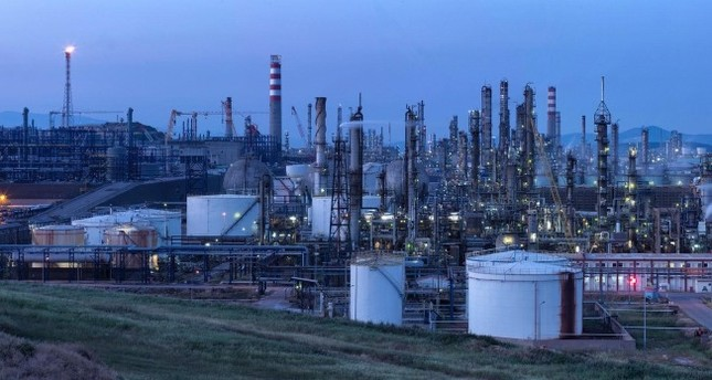 The State Oil Company of Azerbaijan's $6.3 billion refinery in İzmir is poised to be one of the biggest petroleum and gas operations in Europe, the Middle East and Africa at full capacity.