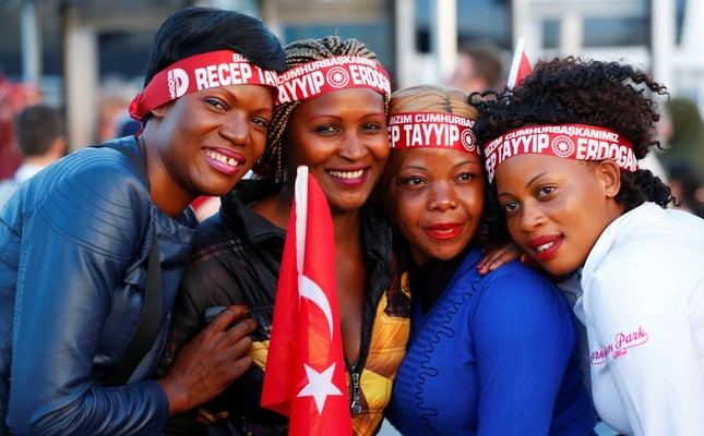 Turkey and Africa: A partnership of equals
