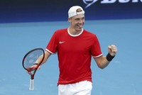 Canada secures 1st victory at new ATP Cup