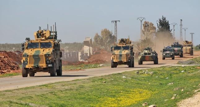 تسيير الدورية التركية- الروسية الثانية في إدلب
