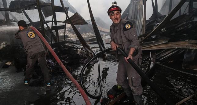 33 قتيلاً من النازحين في غارة للتحالف على مدرسة شمالي سوريا