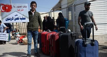 Esenyurt Municipality facilitates return of Syrians