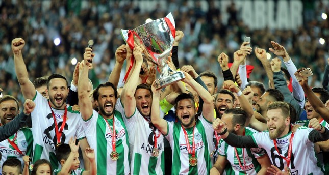 Atiker Konyaspor win their first ever Turkish Cup