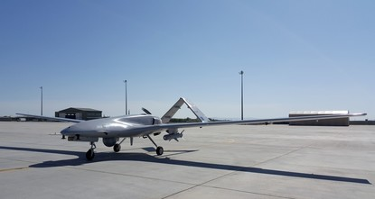 pBaykar delivered six more unmanned aerial vehicles to the Land Forces Command of the army as the Turkish company expands its fleet of domestically-made drones. With the latest deliveries, the...