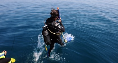 Southern Anatolia new hot spot for diving tourism