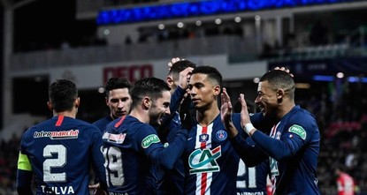 PSG overtake Man City as most financially powerful club