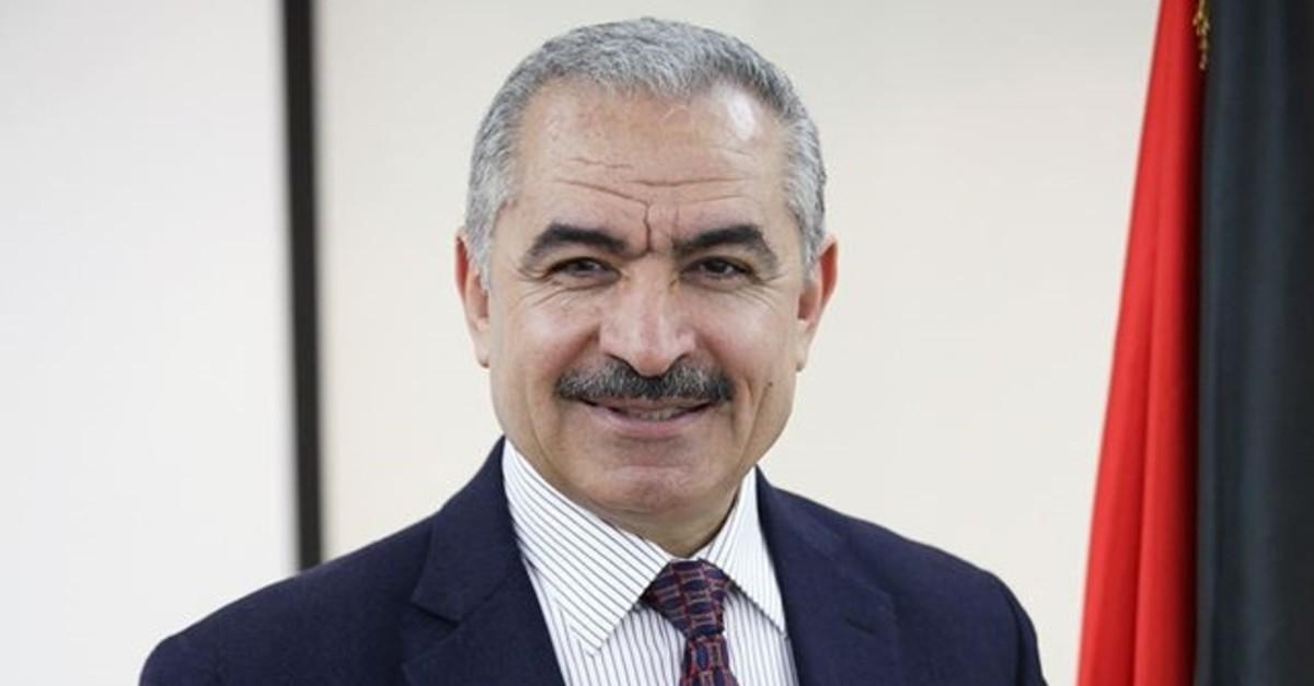 Palestinian politician Mohammad Shtayyeh (Photo from Wikipedia)