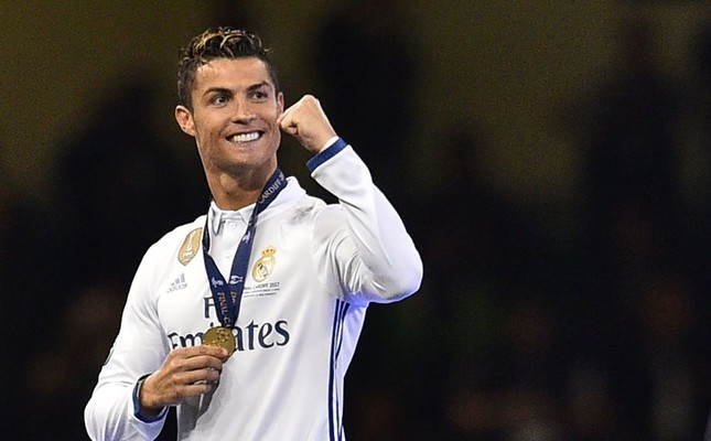 Ronaldo stays atop Forbes rich list for athletes