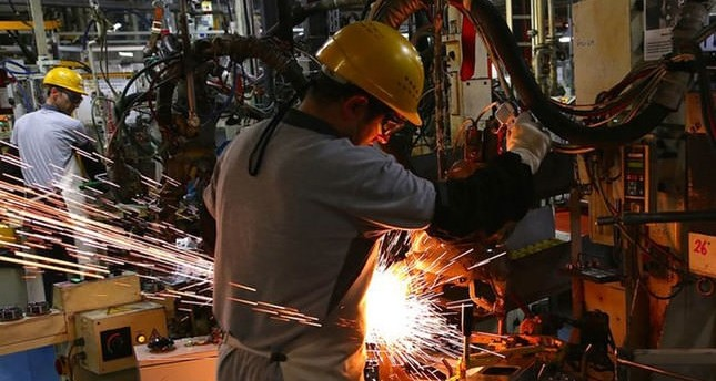 Turkey's manufacturing index climbs to 3.5 year-high
