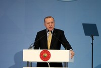 Muslim countries need to strive harder to ensure better conditions, Erdoğan says