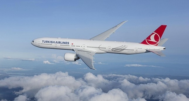 Turkish Airlines January passenger numbers up 36.6 pct to reach 5.7M