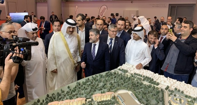 Turkish real estate sees high demand at expo in Qatar