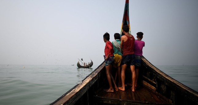 More Rohingya Muslims try to flee Myanmar's Rakhine state where they have been subjected to grave human rights violations.