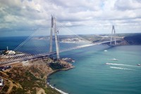 Huge structures such as the Eurasia and Marmaray tunnels, the Yavuz Sultan Selim and Osmangazi bridges, which are located in the earthquake zone, are designed to survive even in devastating...